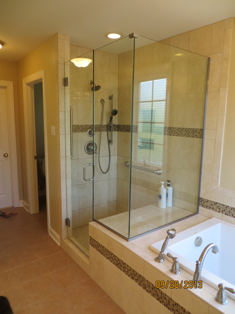Bathroom Remodeling Yorktown Va williamsburg shower remodeling, gallery - shower contractors