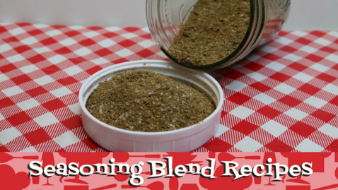 Seasonings and Spice Blends Recipes, Noreen's Kitchen