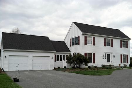 Arctic White Hardie Siding Contractors Woodbine, MD