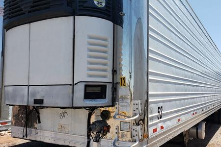 2006 GREAT DANE Trailer with Carrier Reefer Unit