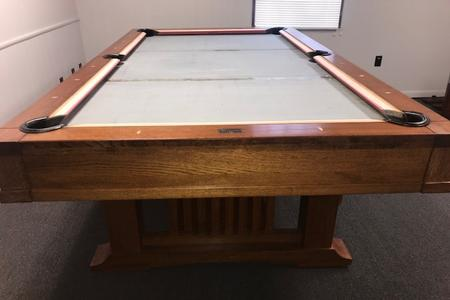Fabulous Pre Owned Pool Tables Download Free Architecture Designs Scobabritishbridgeorg