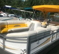 Yellow Pontoon