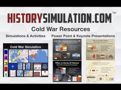 Cold War For Kids Resources