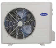 Carrier ductless up to 42 SEER