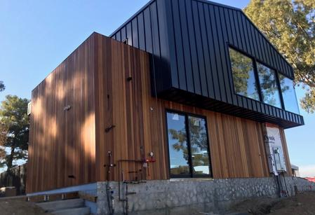 California compliant fire treated Western Red Cedar Siding Supplier