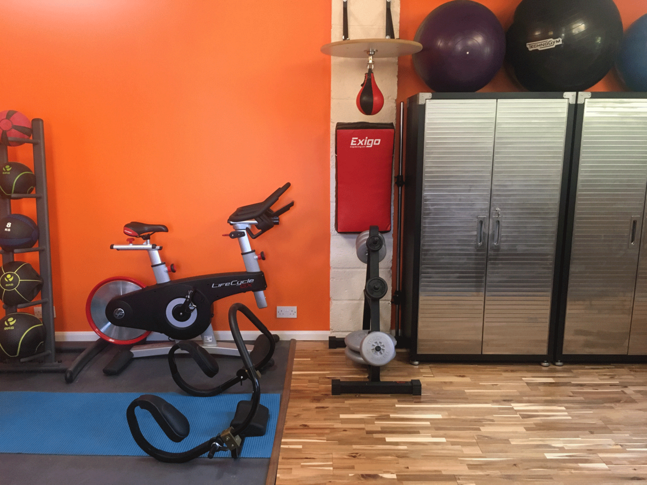 Jill Rush Private Fitness Studio Braintree