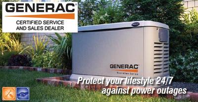 Electric generator service Nassau and Suffolk