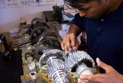 Aircraft Engine Overhauls and repairs