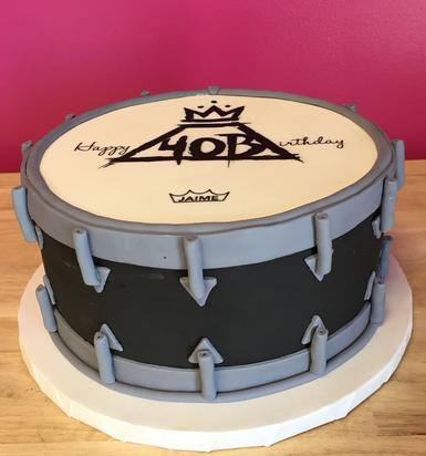Phenomenal Drums Personalised Birthday Cards Paralily Jamesorg