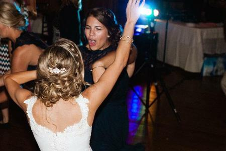 BrideDancingatWedding