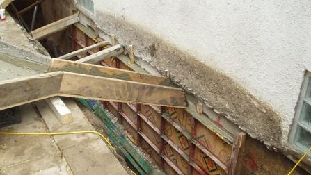 basement waterproofing foundation repair in milwaukee wi mudjackers