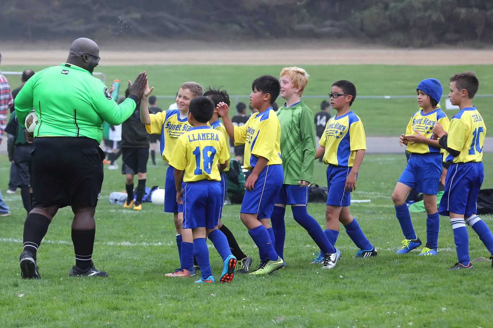 SF Youth Soccer - Youth Soccer Leagues, Recreational