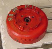 239-4174A1 Used flywheel for a 1971 Mercury 9.8 hp outboard motor. OEM 239-4174A1