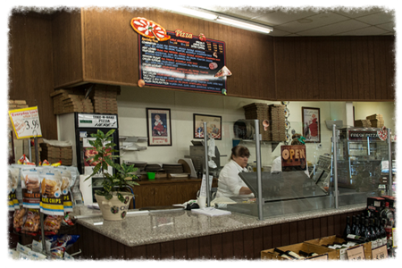 Pokerville Market Specializes in Quality Local Wines, Organic foods Throughout the Store, and a Full PizzEria!