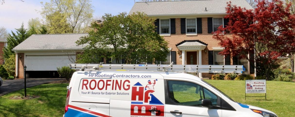 1 Roofing Contractor In Pasadena Md Full Roof