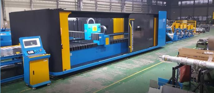 Machines for Duct Shops