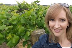 Vine Life Muscadine Products_Tina Murphy_Vineyard