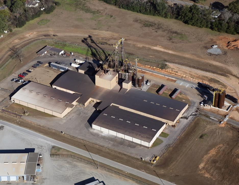 Southeastern Minerals Plant