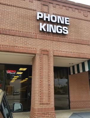 Phone Kings in Collierville, TN Repair Shop