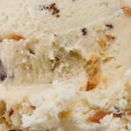 Sweet banana ice cream all shook up with a salty peanut butter ripple and rich chocolate chips.