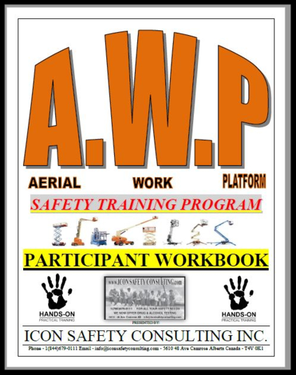 AWP - Aerial Work Platform Training - ICON SAFETY CONSULTING INC.