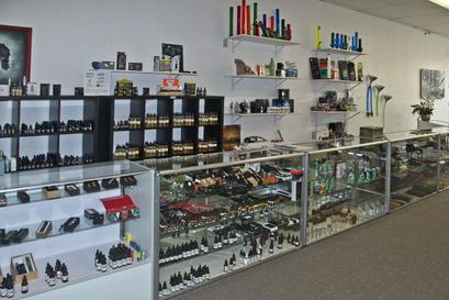 The Spot Smoke & Vape Shop FOR ALL YOUR VAPOR NEEDS