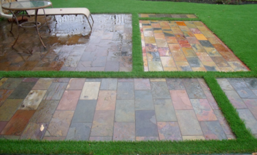 artificial turf pavers dallas