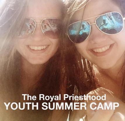 Royal Priesthood Summer Camp; Melchizedek Summer Camp