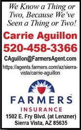 Carrie Aguillon Farmers Insurance