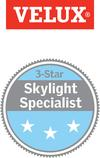 The Home Improvement Service Company 3 Star Skylight Specialist Velux St. Charles MO