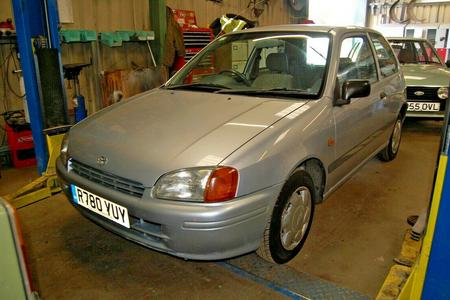 1998 TOYOTA STARLET SPORTIF 3 DOOR * JUST IN - MORE PHOTOS TO BE ADDED SOON *