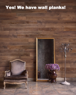 Wood Wall Paneling Sold in Hanford, CA