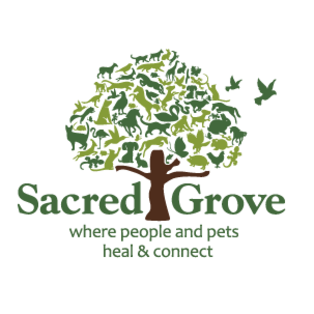 Sacred Grove: Where people and pets heal & connect