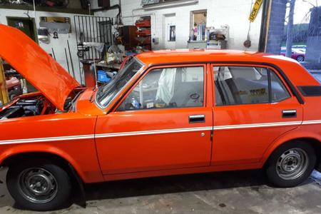 1982 MORRIS ITAL 1300 39K MILES EXCELLENT CONDITION FAMILY OWNED WITH MOT