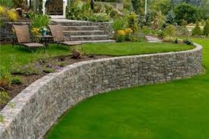 Curved walls how to create a curved gabion wall solutioingenieria Gallery