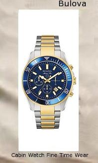 Bulova 98B230,mvmt watches men