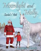 Moonlight and Molly Book Maureen Harris