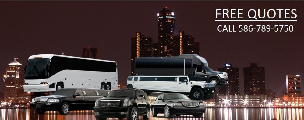 Party Bus Rental Detroit