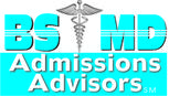 bs md admissions advisors