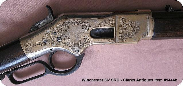 Winchester Engraved Model 1866 SRC