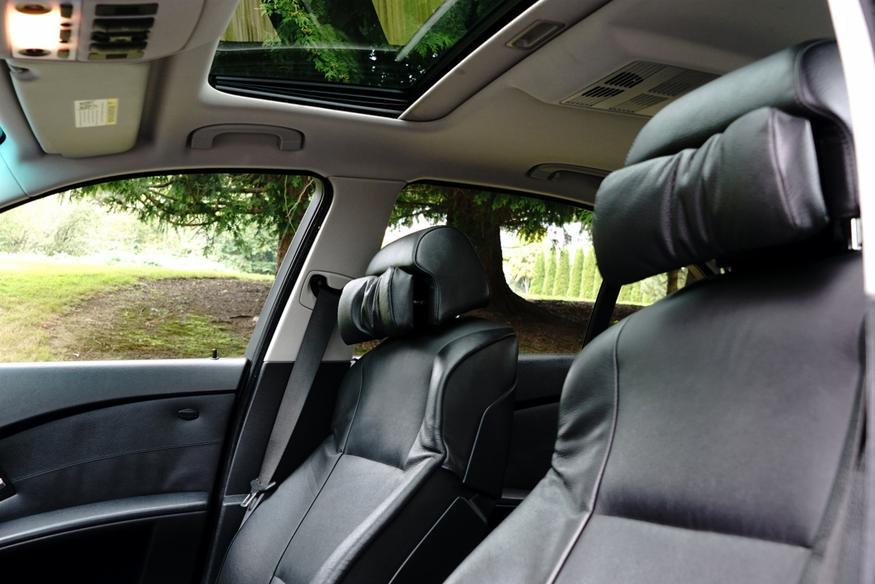 2007 BMW 525i Sport