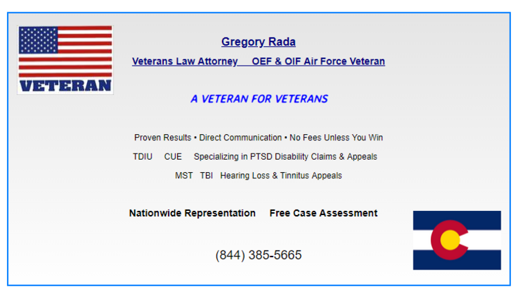 HOW TO Hire A Veterans Law Attorney
