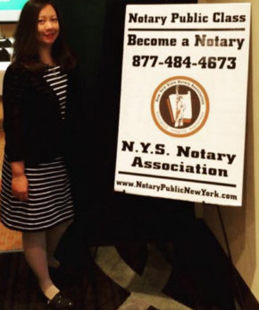 Notary Classes NY Admin