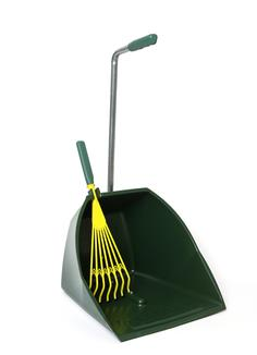Speedskip Green with rake