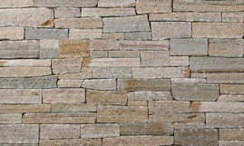 Colonial Tan Ledgestone Thin Stone Veneer By Stoneyard