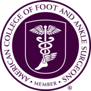 Member American College of Foot and Ankle Surgeons