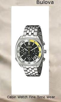 Bulova Men's 96B237,mvmt watches men