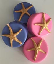 Starfish Chocolate Covered Oreos