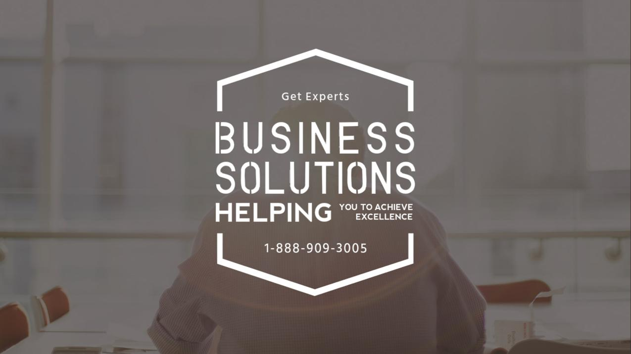 ET solutions support
