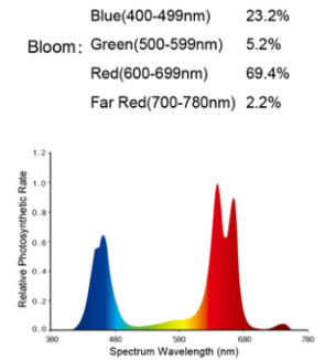 Bloom Spectrum
